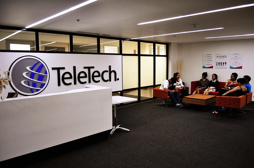 TeleTech - TeleTech is one of the largest business process outsourcing (BPO) companies worldwide