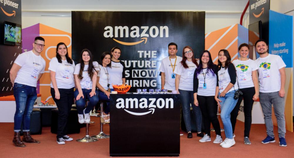 Amazon fue seleccionado como el empleador de preferencia en la más reciente edición de Expoempleo realizado en abril 2018.