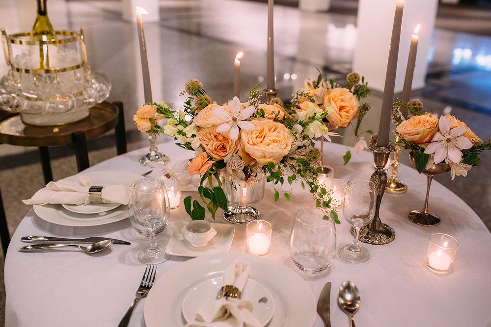 El Torreon KC table spread by Flora Design Co.