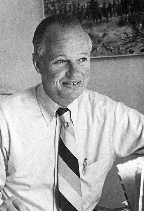 "<div class=""ch"">Bradford ""Brad"" Kingman P'82'84, faculty member from 1960–1999 </div>"