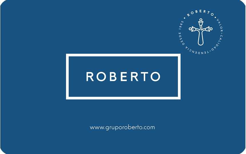 Crédito de Grupo Roberto