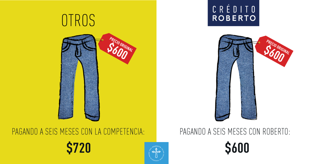 Compara nuestro crédito