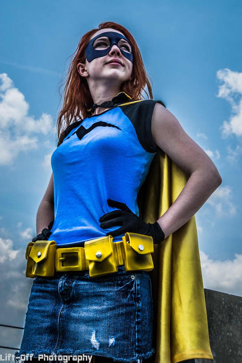 Misfit inspired - Shot on location in Charlotte, NC - Cosplayer Hyperactive Hero