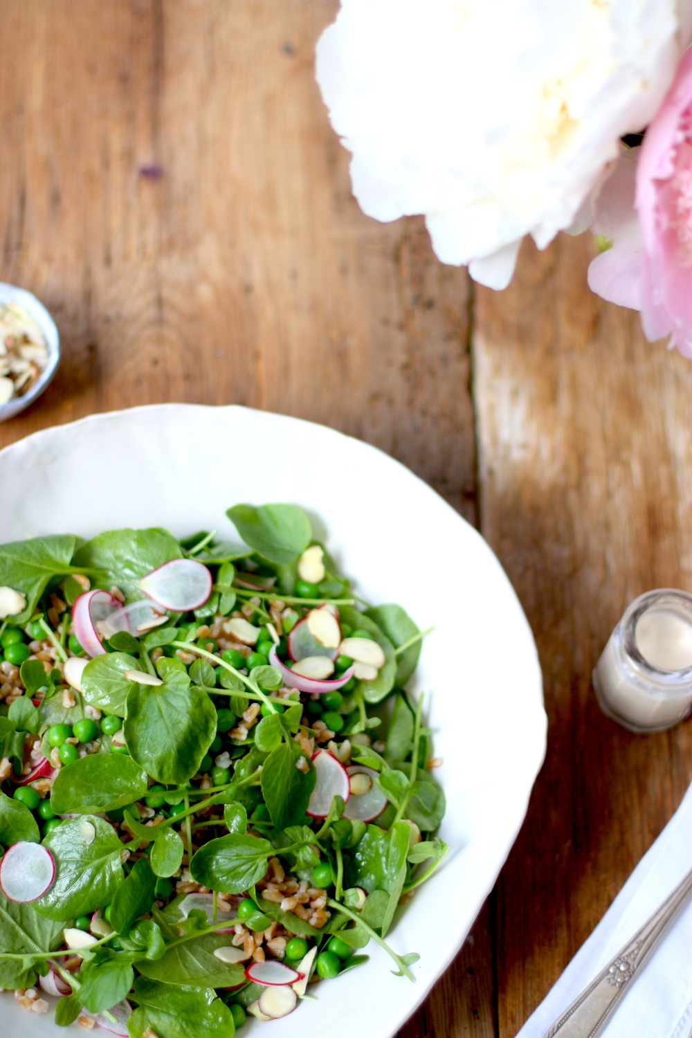 Radish & Watercress Detox Salad