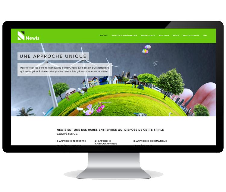 Newis  > Stratégie de marque, refonte d'identité et création d'un site internet #branding #squarespace #simplelab #illustrations