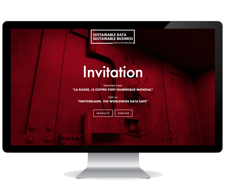 Safehost & Co   >   Création d'un site événementiel & d'un flyer #event #communication #inscriptions #squarespace #AtoZconcept #branding