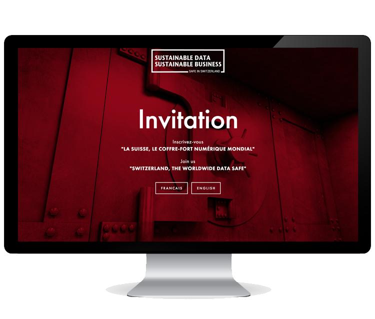 Safehost & Co  >     Création d'un site événementiel & d'un flyer   #event #communication #inscriptions #squarespace #AtoZconcept #branding