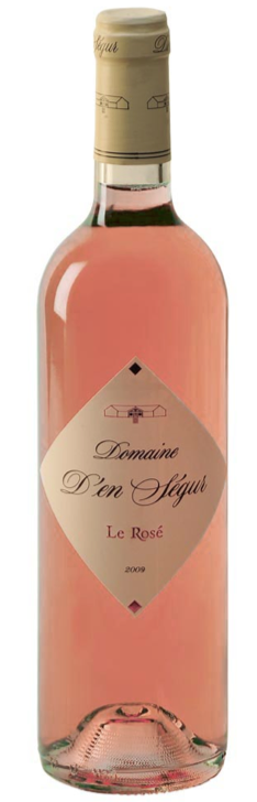 D'en Segur le rose bottle image