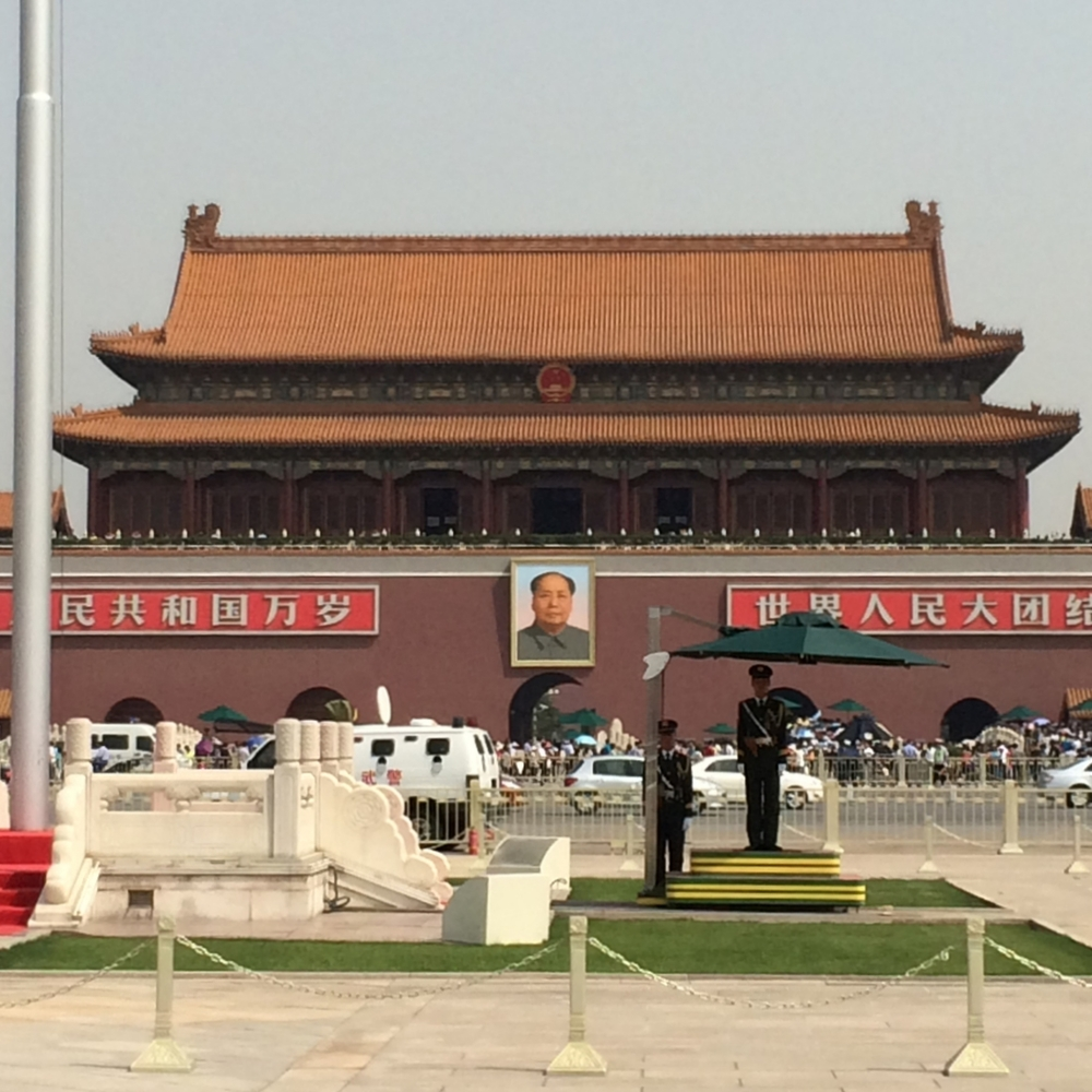 China - From Hong Kong to Beijing and 26.2 miles along the Great Wall of China
