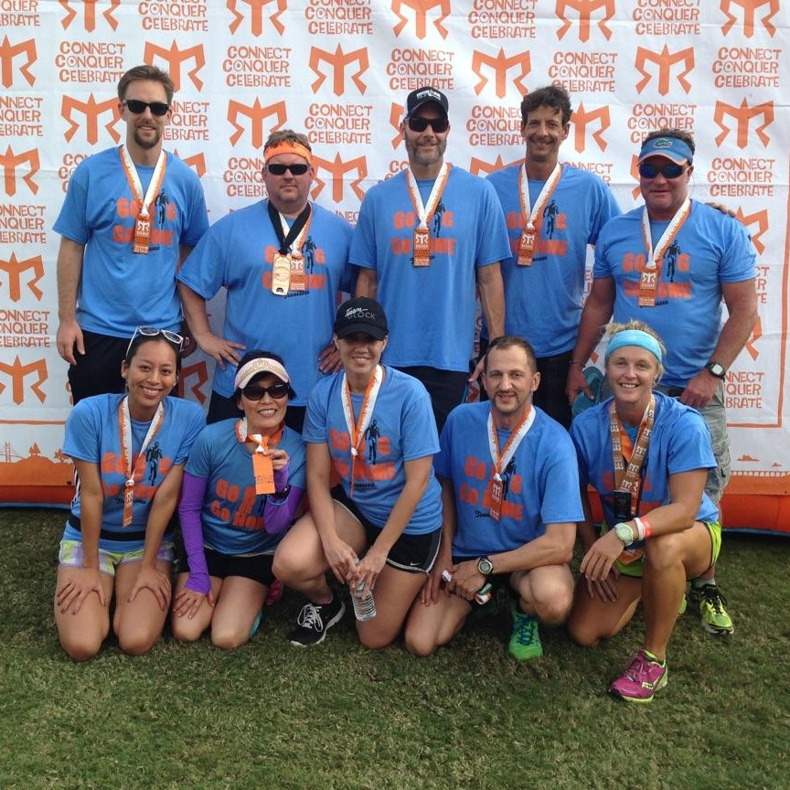 """Ragnar Relay Tennessee  - 10 people conquera 200 mile""""jog"""" in 36 hours"""