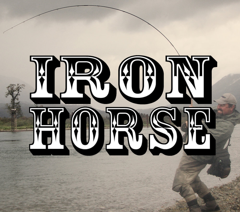 Iron Horse Centre Pin Rod - NOW AVAILABLE