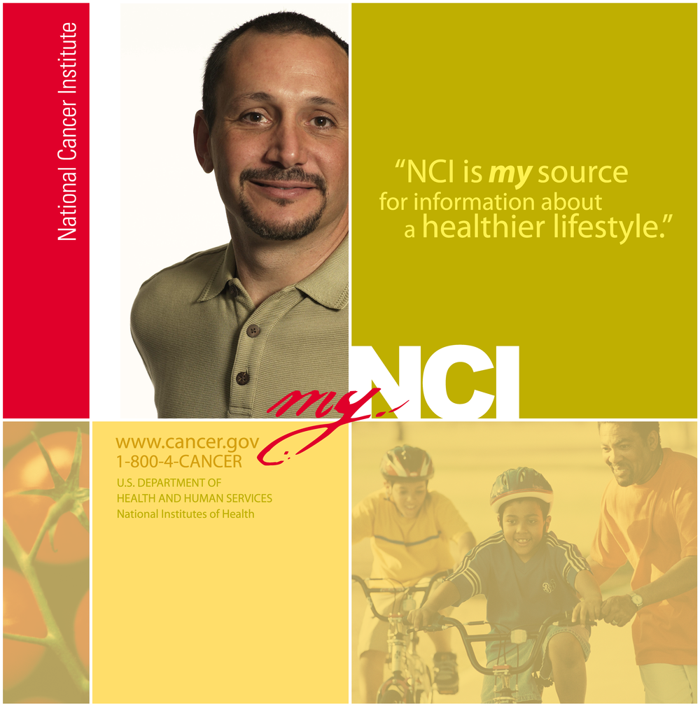 myNCI Clinical Trial brochure