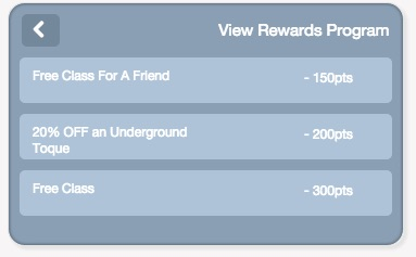 View Rewards Program