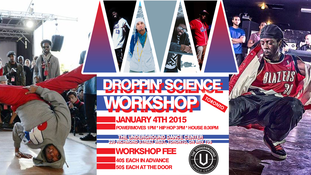 Droppin' Science Workshop
