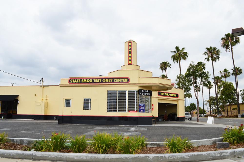 Auto Shop, Anaheim