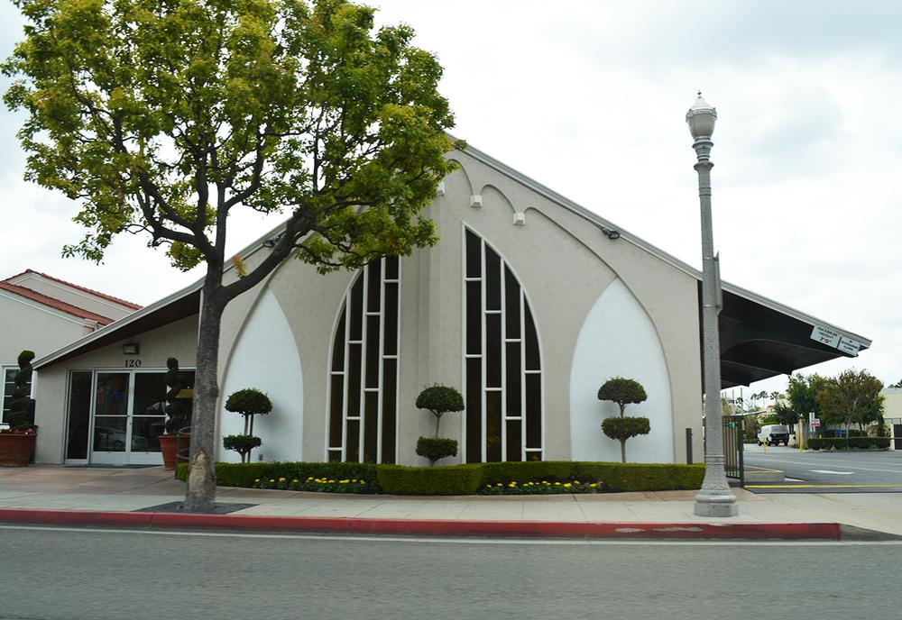 Mortuary, Anaheim
