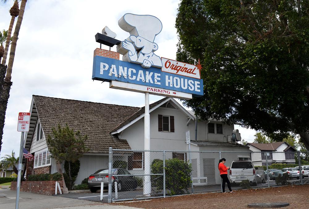 Original Home of IHOP (Currently Under Threat of Demolition), Anaheim