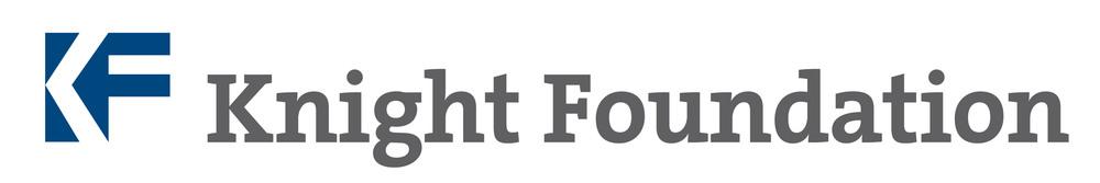The Knight Foundation Logo