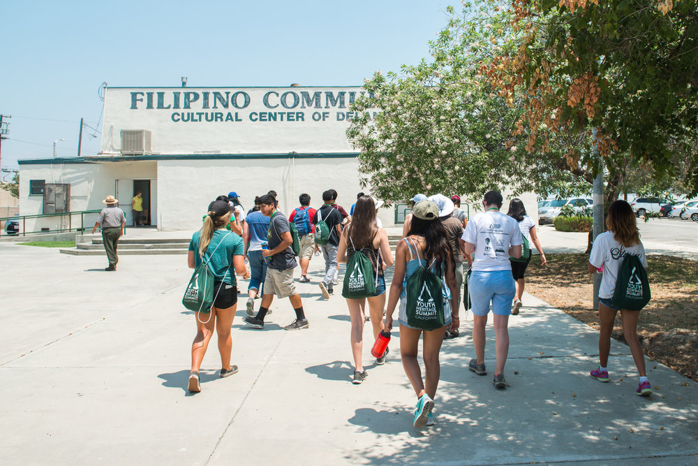 Filipino Community Hall, Delano