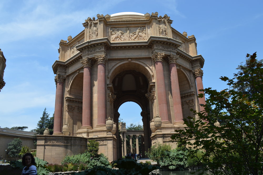 Palace of Fine Arts, San Francisco