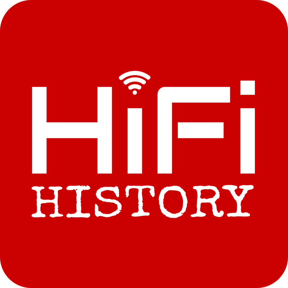 hifi history logo