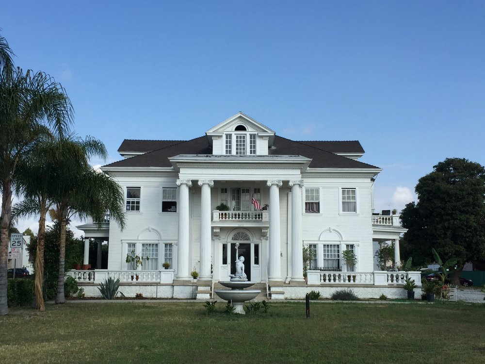 The Rives Mansion in Downey, Photo by We Are the Next