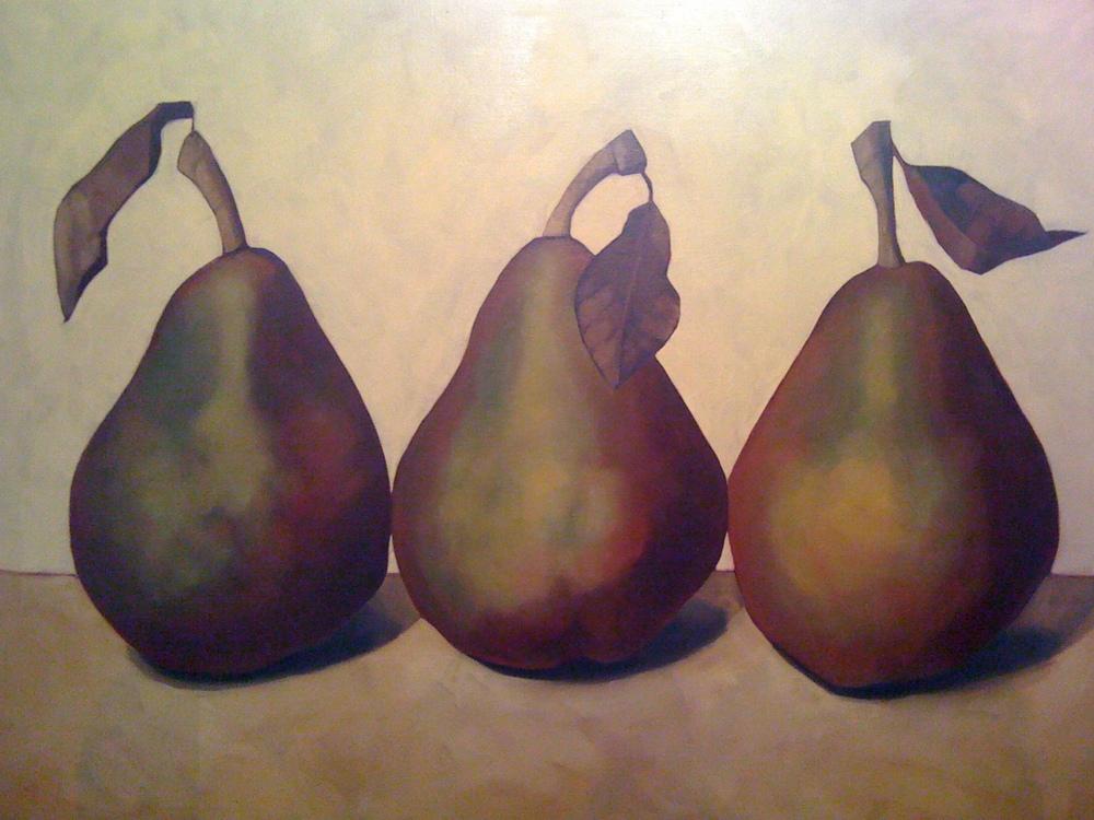 Fall Pears
