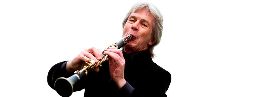 Richard Stoltzman, clarinet