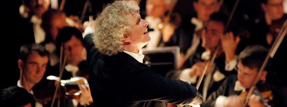Sir Simon Rattle, conductor