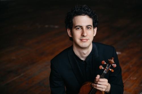 ITAMAR ZORMAN, violin *