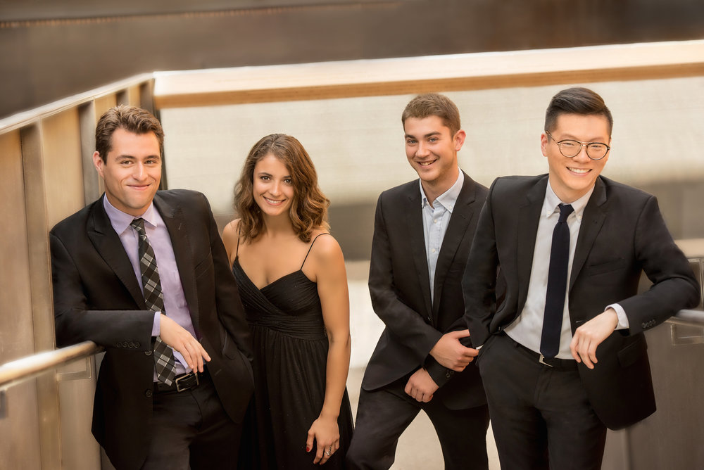Dover Quartet Credit Carlin Ma.jpg