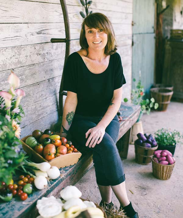 Hilary Mace Chef and Owner