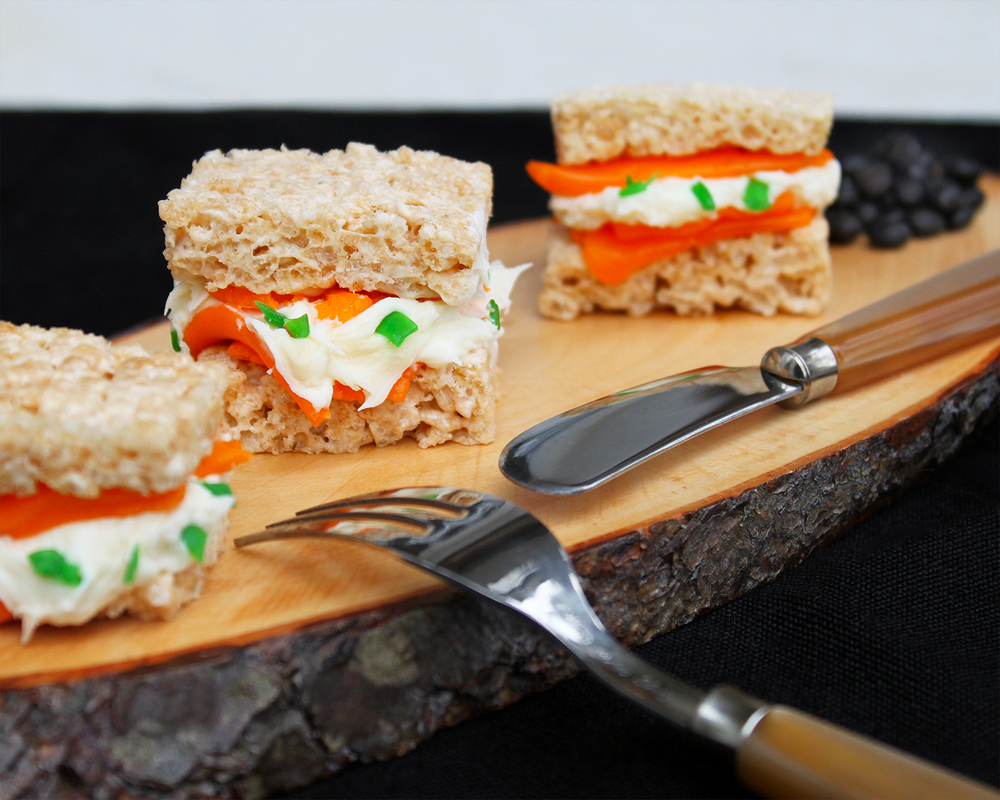 Tea Sandwich Treats