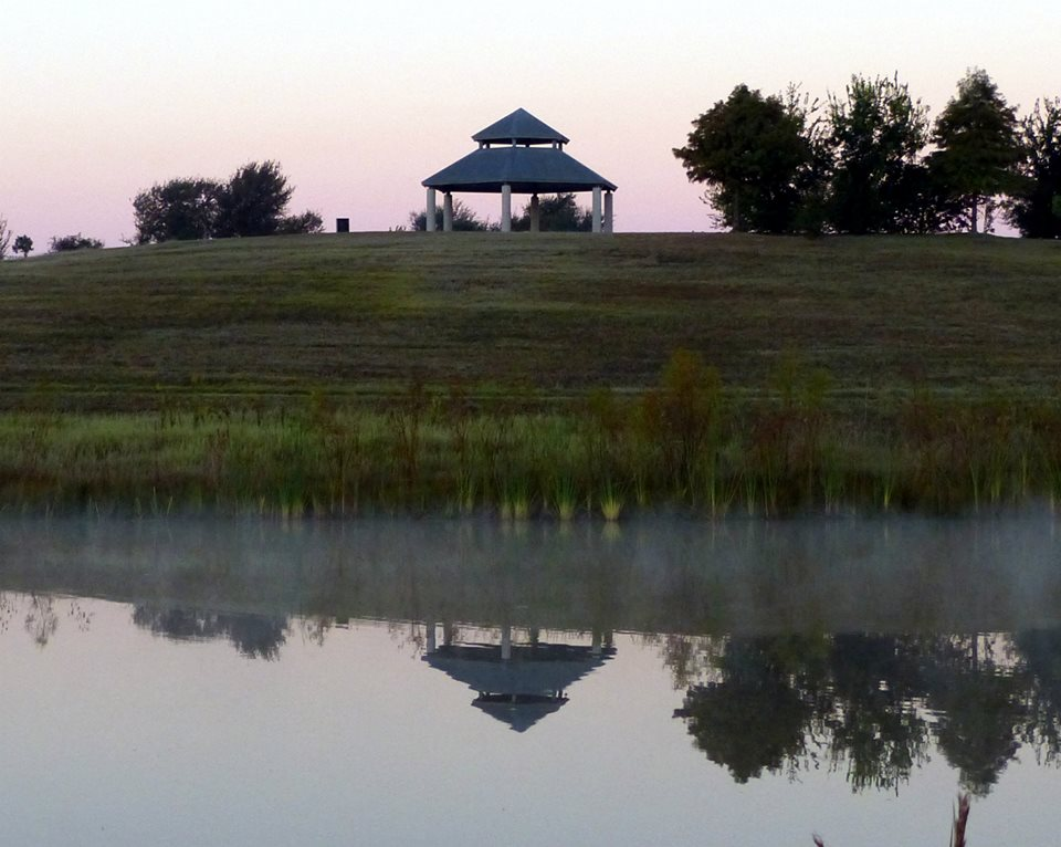 Gazebo with fog on the lake.jpg