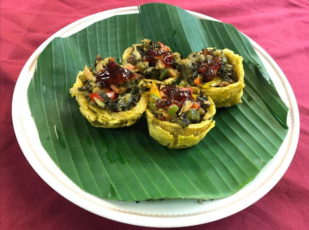 Copy of Plantain Cups