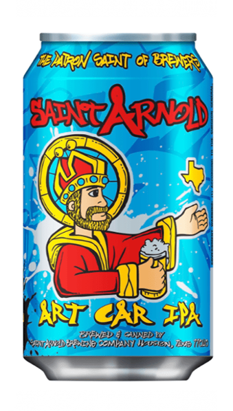 $6.00 - St Arnold Art Car IPA