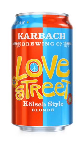 $6.00 - Karbach Love Street