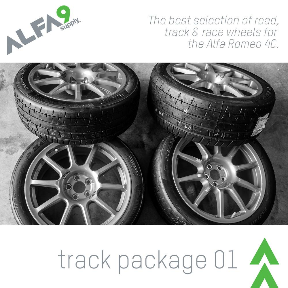 Alfa9-Alfa Romeo 4C Wheels