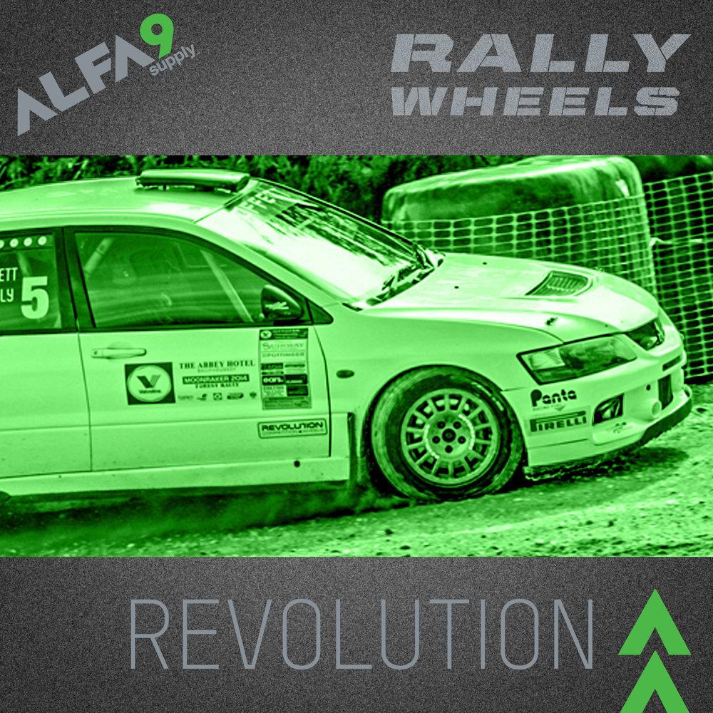 Alfa 4cRevolution Rally