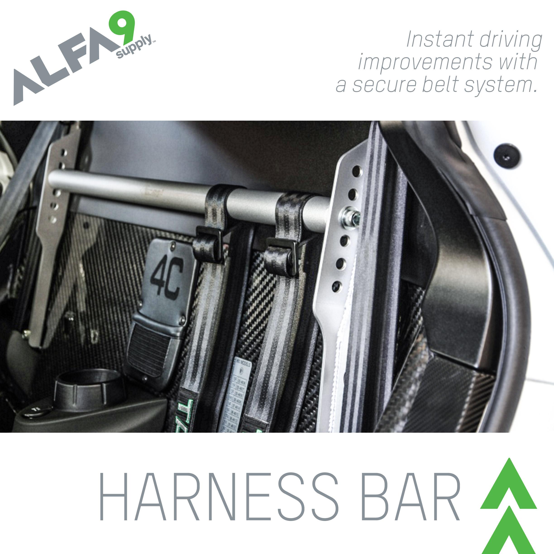 Alfa 4cAlfa 4C Harness Bar — Alfa9 Supply