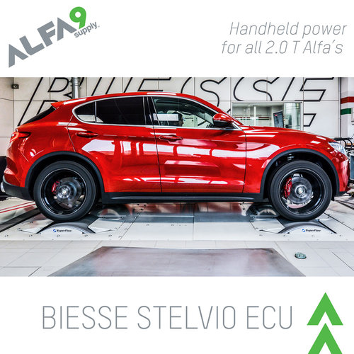Alfa 4calfa Romeo Stelvio Ecu Tuning Alfa9 Supply