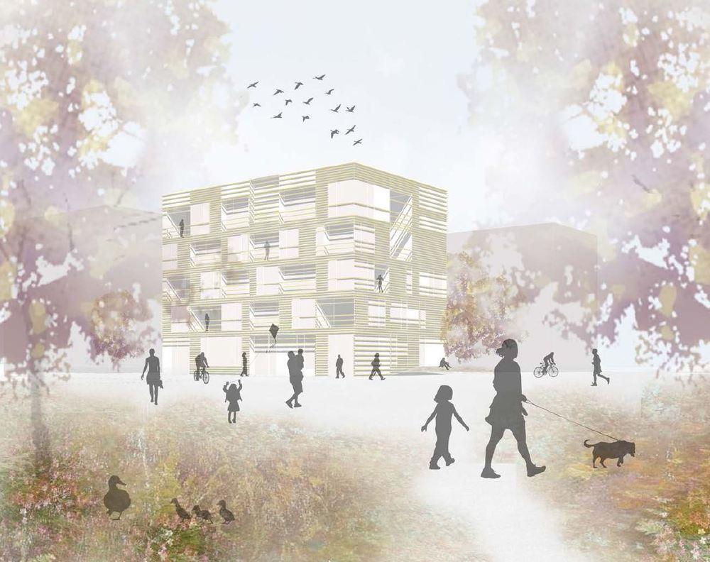 Schreiner Heilbronn w vario stadthaus buga heilbronn schreiner architekten