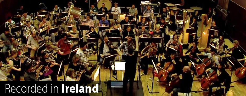 Irish Film Orchestras Full Shot