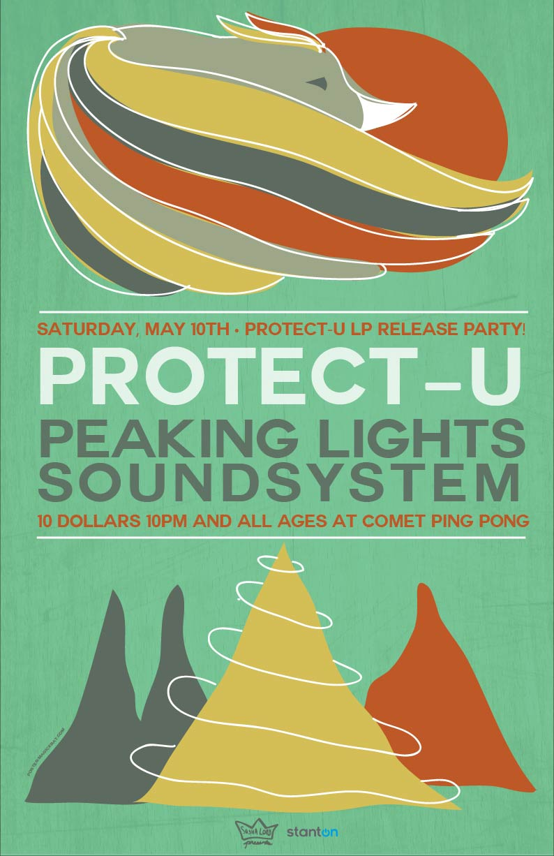 SLP - Protect U - Peaking Lights-01.jpg
