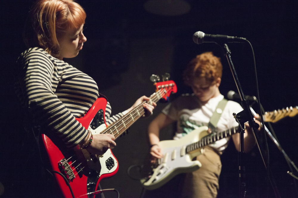 Girlpool (2015) by Julia Leiby