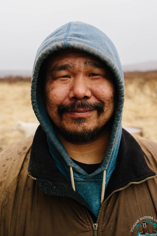 Togiak, Alaska fisherman Phil Bavilla