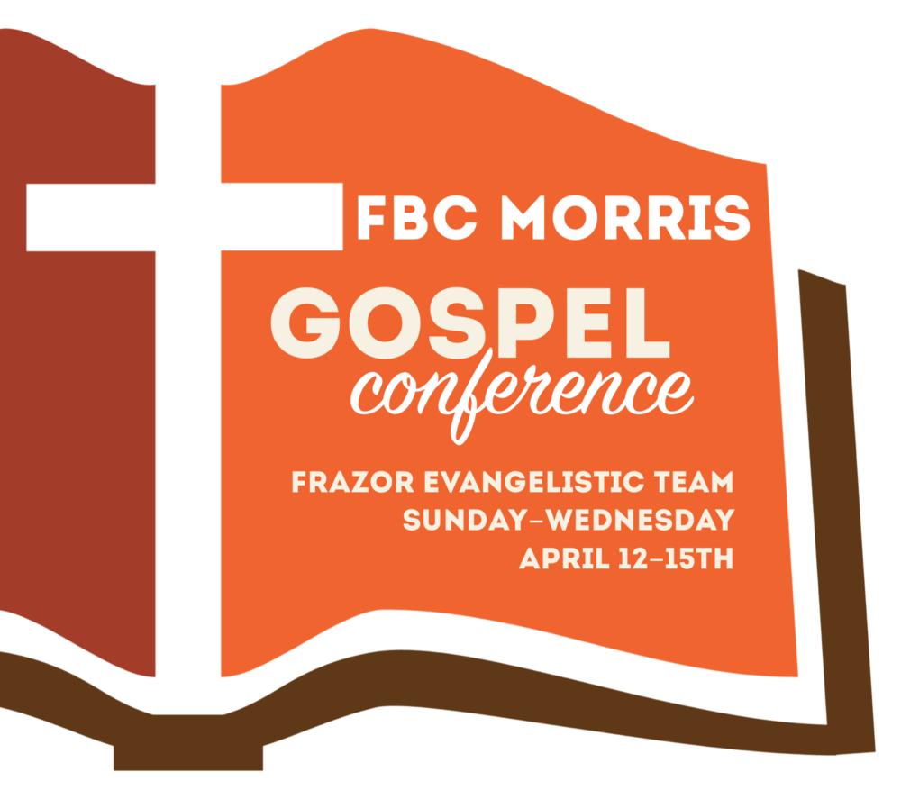GospelConfernceFrazor