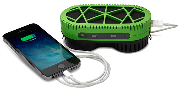 MyFC Powertrekk fuel cell charger