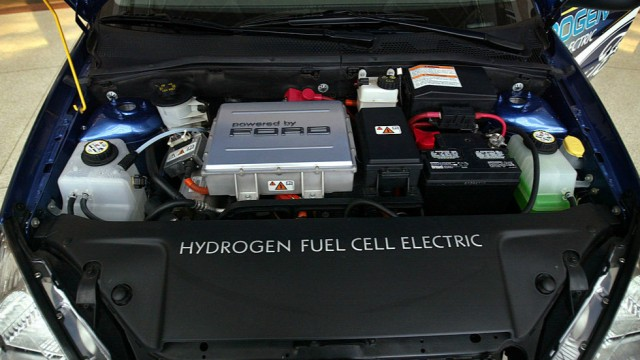 Hydrogen Holds Key for Next Eco-Friendly Car Boom