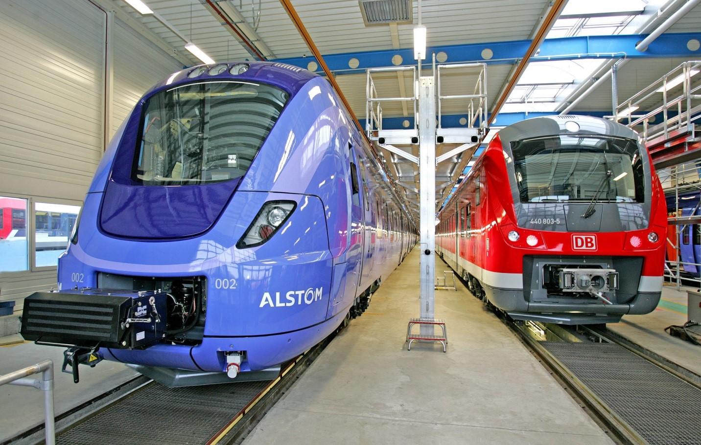 Hydrogen-Powered Rail — Fuel Cell & Hydrogen Energy Association